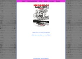 Steelbridgesongfest.org thumbnail