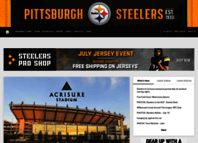 Steelers.com thumbnail