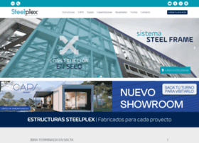 Steelplex.com.ar thumbnail