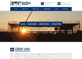 Steffengmbh.de thumbnail
