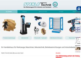 Stehle-technik.de thumbnail