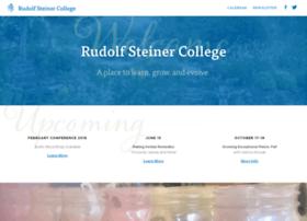 Steinercollege.edu thumbnail