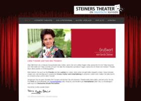 Steiners-theater.de thumbnail