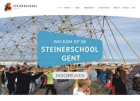 Steinerschoolgent.be thumbnail