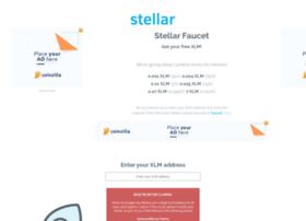 Stellarfaucet.info thumbnail