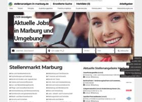 Stellenanzeigen-in-marburg.de thumbnail