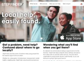 Stepfinder.org thumbnail