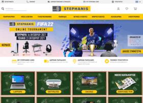 Stephanis.net thumbnail