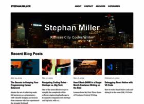 Stephanmiller.com thumbnail