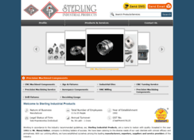 Sterlingindustrialproducts.in thumbnail