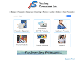 Sterlingpromotions.ca thumbnail