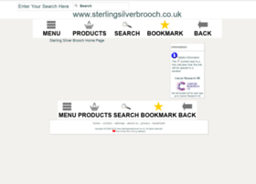 Sterlingsilverbrooch.co.uk thumbnail