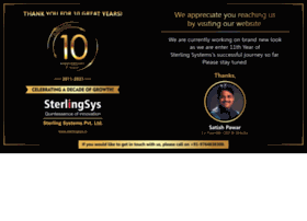 Sterlingsys.in thumbnail