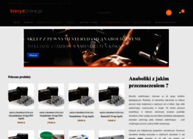 Sterydonline.pl thumbnail