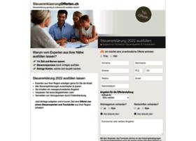 Steuererklaerungofferten.ch thumbnail