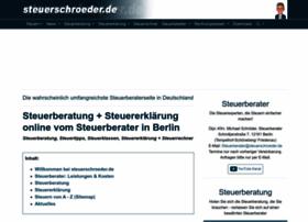 Steuerschroeder.de thumbnail