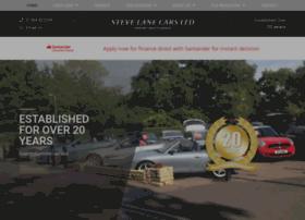 Stevelane-cars.co.uk thumbnail