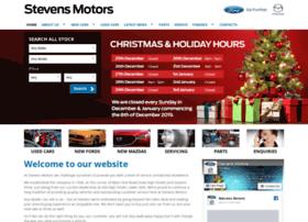Stevensmotors.co.nz thumbnail