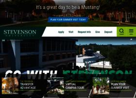 Stevenson.edu thumbnail