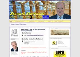 Stewartstevenson.scot thumbnail