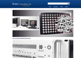 Stfc.technologypublisher.com thumbnail