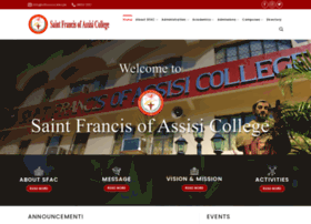 Stfrancis.edu.ph thumbnail