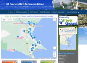 Stfrancisbay-accommodation.co.za thumbnail