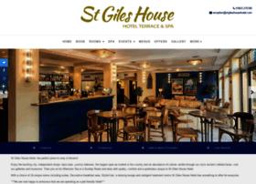 Stgileshousehotel.co.uk thumbnail