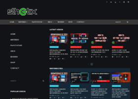 Sthetix.info thumbnail