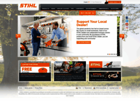 Stihl.ca thumbnail