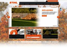 Stihl.com.ar thumbnail
