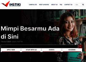 Stiki-indonesia.ac.id thumbnail
