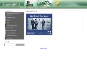 STIPENDIPA.it at Website Informer. STIPENDIPA.it