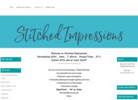 Stitchedimpressions.net thumbnail