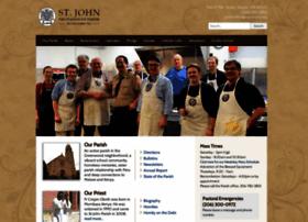 Stjohnsea.org thumbnail