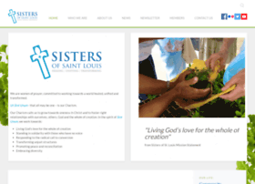 Stlouissisters.org thumbnail