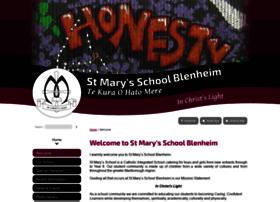 Stmarys-blenheim.school.nz thumbnail