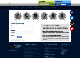 Stmik-time.ac.id thumbnail