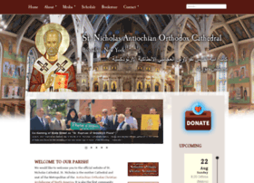 Stnicholascathedral.org thumbnail
