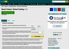 Stock-trainer-virtual-trading.soft112.com thumbnail