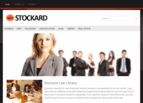 Stockardlibrary.org thumbnail