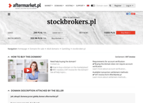 Stockbrokers.pl thumbnail