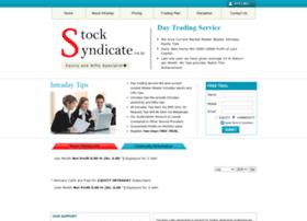 Stocksyndicate.co.in thumbnail