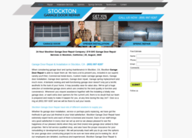 Stocktongaragedoorrepair.biz thumbnail