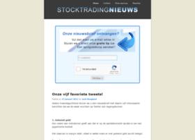 Stocktradingnieuws.com thumbnail