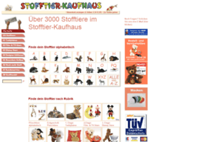 Stofftier-kaufhaus.de thumbnail