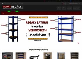 Stojanyregaly.cz thumbnail