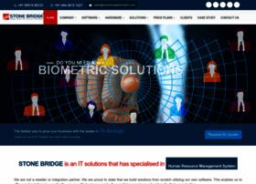 Stonebridgebiometric.com thumbnail