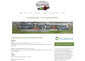 Stonefields.school.nz thumbnail