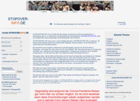 Stopover-info.de thumbnail